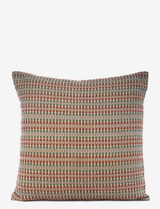 Åre C/c 50x50cm - cushion covers - rust-grey