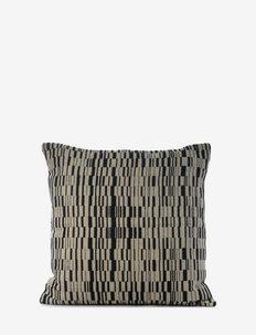Manhattan C/c 50x50cm - cushion covers - black-white