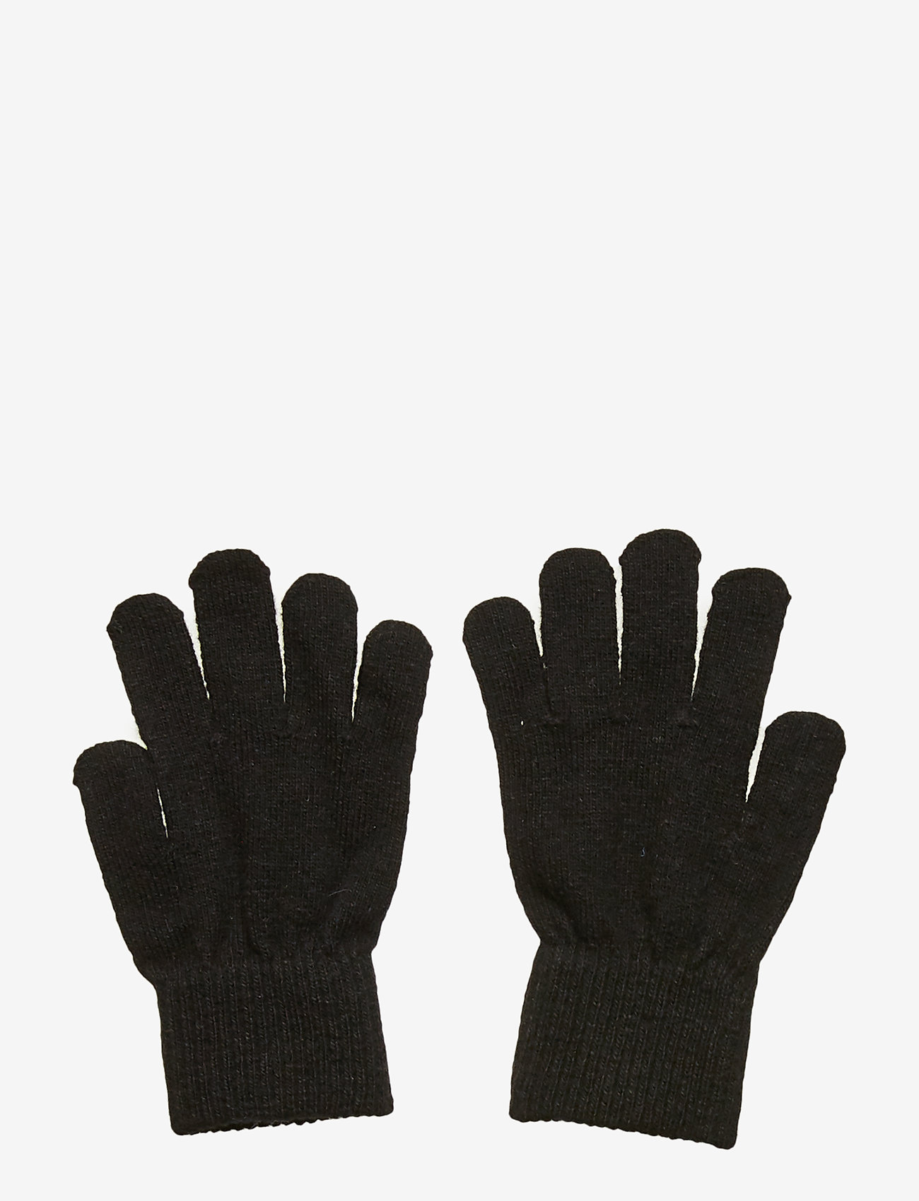 CeLaVi - Basic magic finger gloves - uldtøj - black - 1