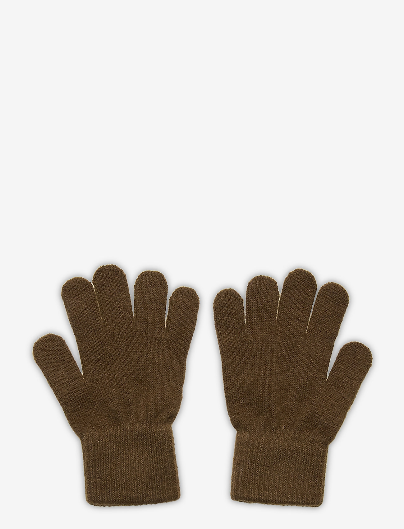 CeLaVi - Basic magic finger gloves - uldtøj - military olive - 1