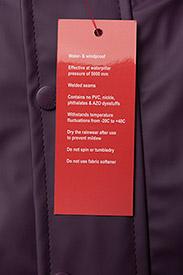 CeLaVi - Basci rainwear set, solid - Ūdensnecaurlaidīgs apģērbs - blackberry wine - 6