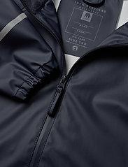 CeLaVi - Basic rainwear set -Recycle PU - sets & suits - dark navy - 5