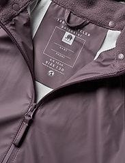 CeLaVi - Basic rainwear set -Recycle PU - sets & suits - moonscape - 4