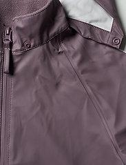 CeLaVi - Basic rainwear set -Recycle PU - sets & suits - moonscape - 5