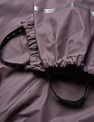 CeLaVi - Basic rainwear set -Recycle PU - sets & suits - moonscape - 7