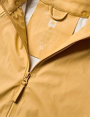 CeLaVi - Basic rainwear set -Recycle PU - sets & suits - rattan - 4