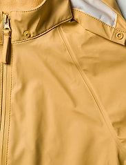 CeLaVi - Basic rainwear set -Recycle PU - sets & suits - rattan - 5