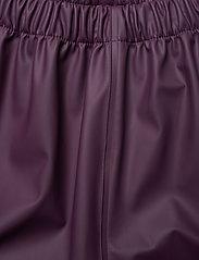 CeLaVi - Basci rainwear set, solid - Ūdensnecaurlaidīgs apģērbs - blackberry wine - 12
