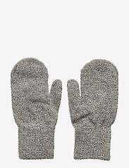 Basic magic mittens -solid col - GREY
