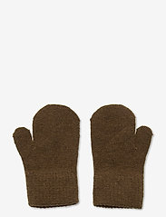 CeLaVi - Basic magic mittens -solid col - uldtøj - military olive - 1