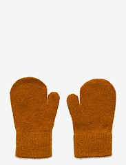 CeLaVi - Basic magic mittens -solid col - uldtøj - pumpkin spice - 0