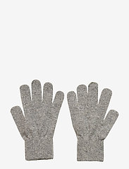CeLaVi - Basic magic finger gloves - uldtøj - grey - 1