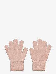CeLaVi - Basic magic finger gloves - uldtøj - misty rose - 0