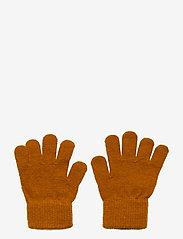 Basic magic finger gloves - PUMPKIN SPICE