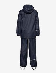 CeLaVi - Basic rainwear set -Recycle PU - sets & suits - dark navy - 2