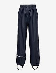 CeLaVi - Basic rainwear set -Recycle PU - sets & suits - dark navy - 3