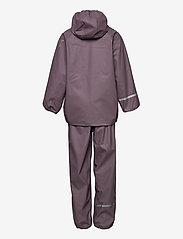 CeLaVi - Basic rainwear set -Recycle PU - sets & suits - moonscape - 1