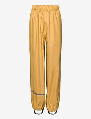 CeLaVi - Basic rainwear set -Recycle PU - sets & suits - rattan - 2