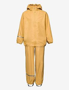 Basic rainwear set -Recycle PU - sets & suits - rattan