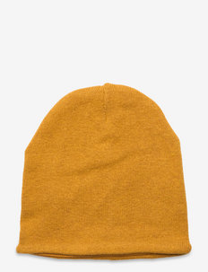 Beanie - Knitted - beanie - mineral yellow