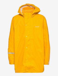 Rainwear jacket -solid - jassen - yellow