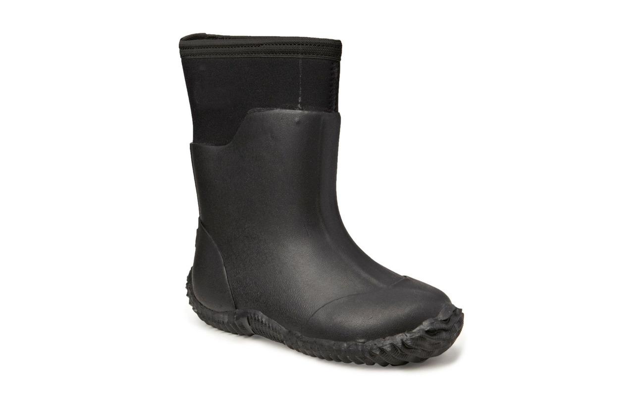 CeLaVi Neopren støvle -ensfv. - BLACK