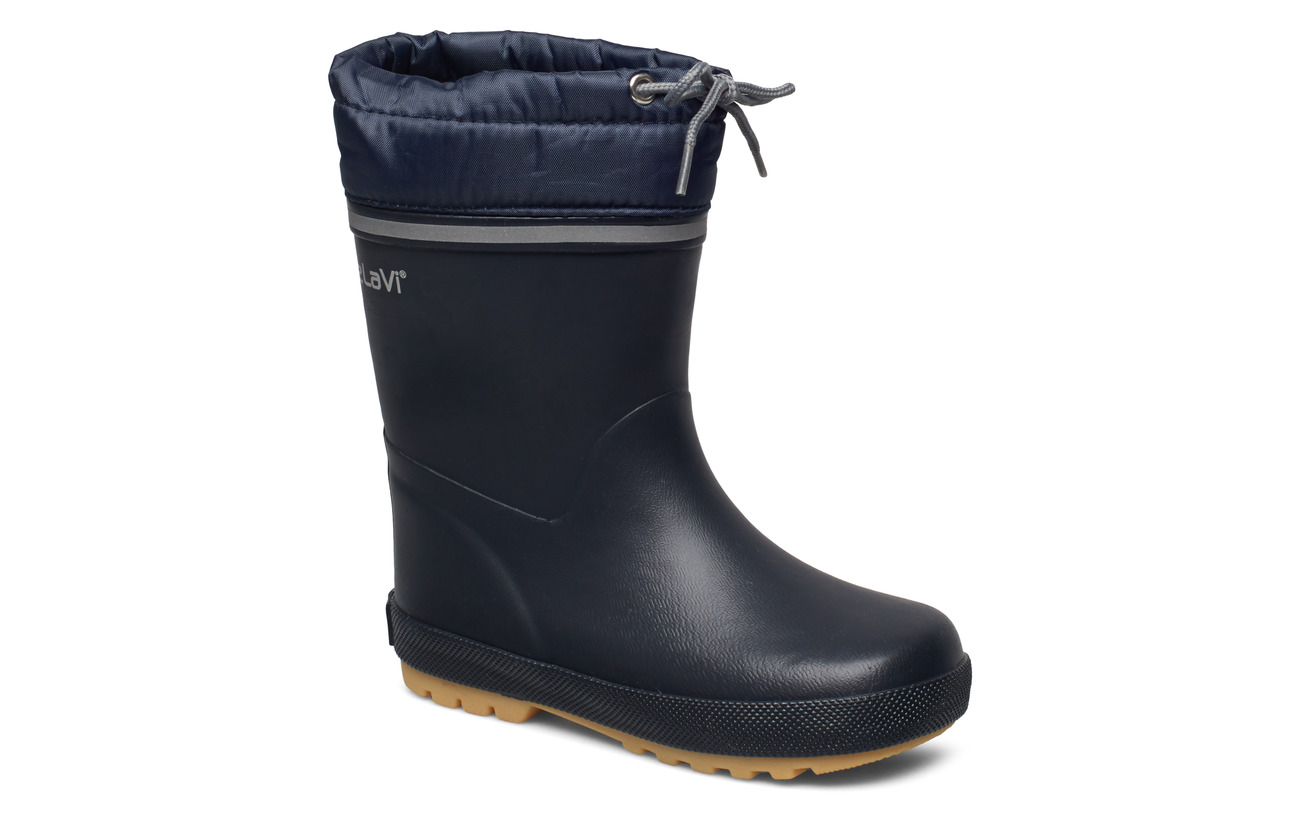 CeLaVi Thermal wellies w.linning - NAVY