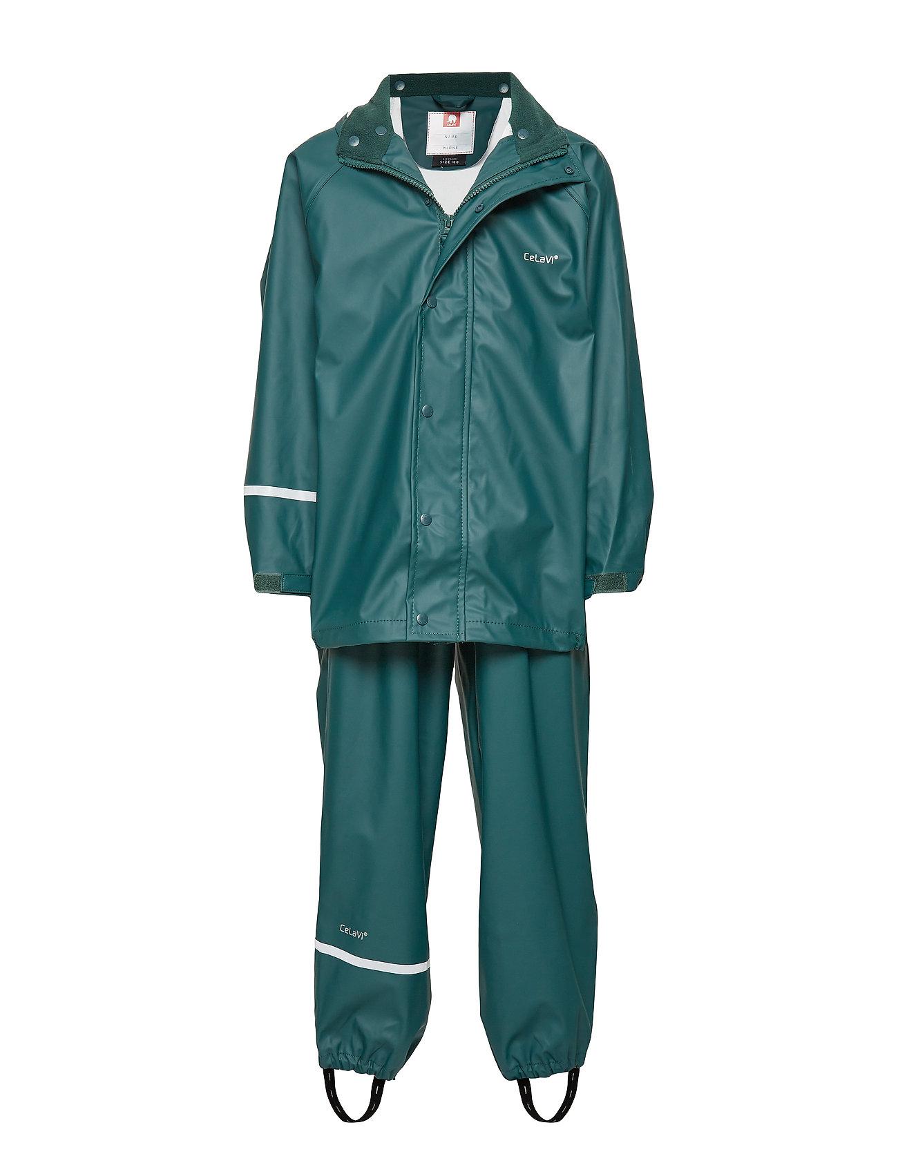 CeLaVi Basci rainwear set, solid