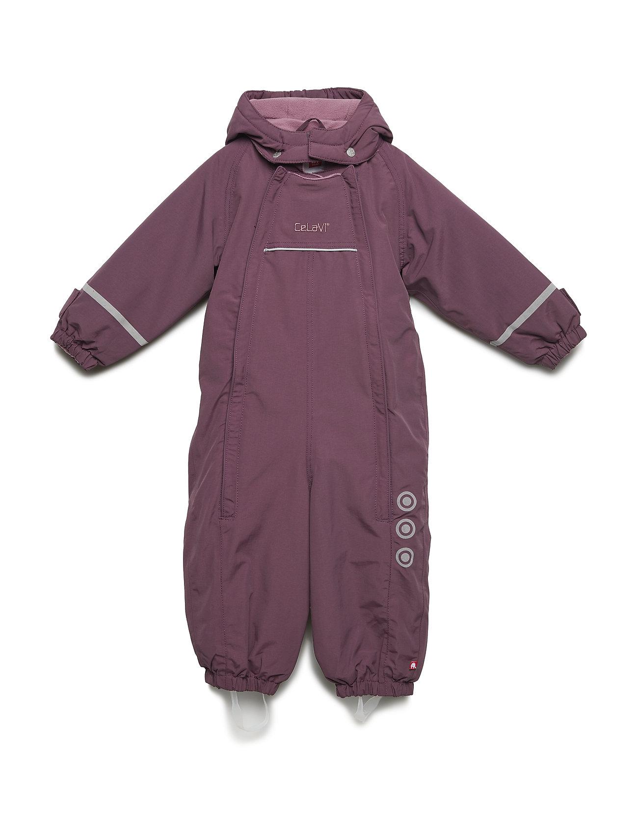 CeLaVi Snowsuit - Solid w 2 zippers