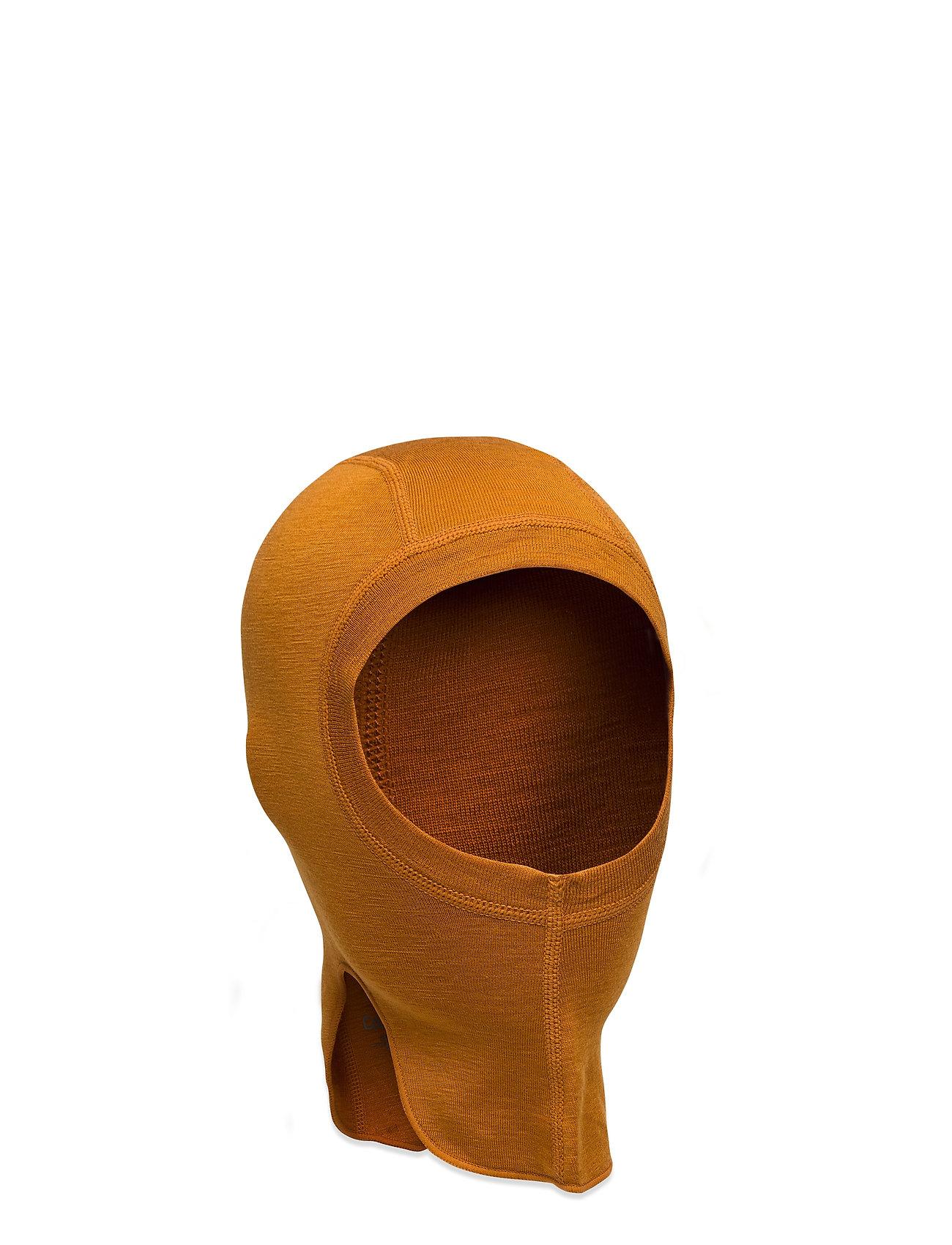 Image of Balaclava, Double Layer Accessories Headwear Balaclava Orange CeLaVi (3445586553)