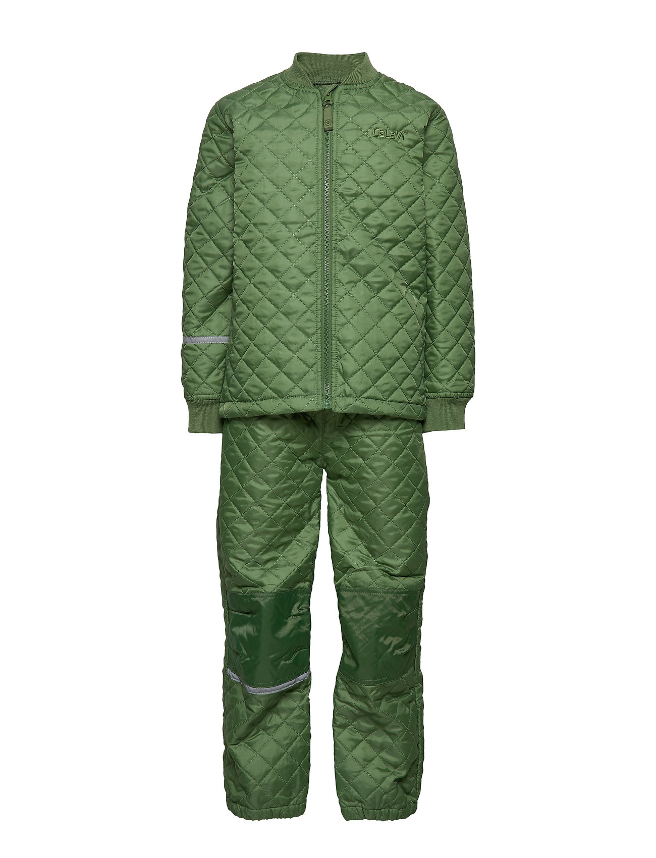 Image of Thermal Set -Solid Outerwear Thermo Outerwear Grøn CeLaVi (3350045473)