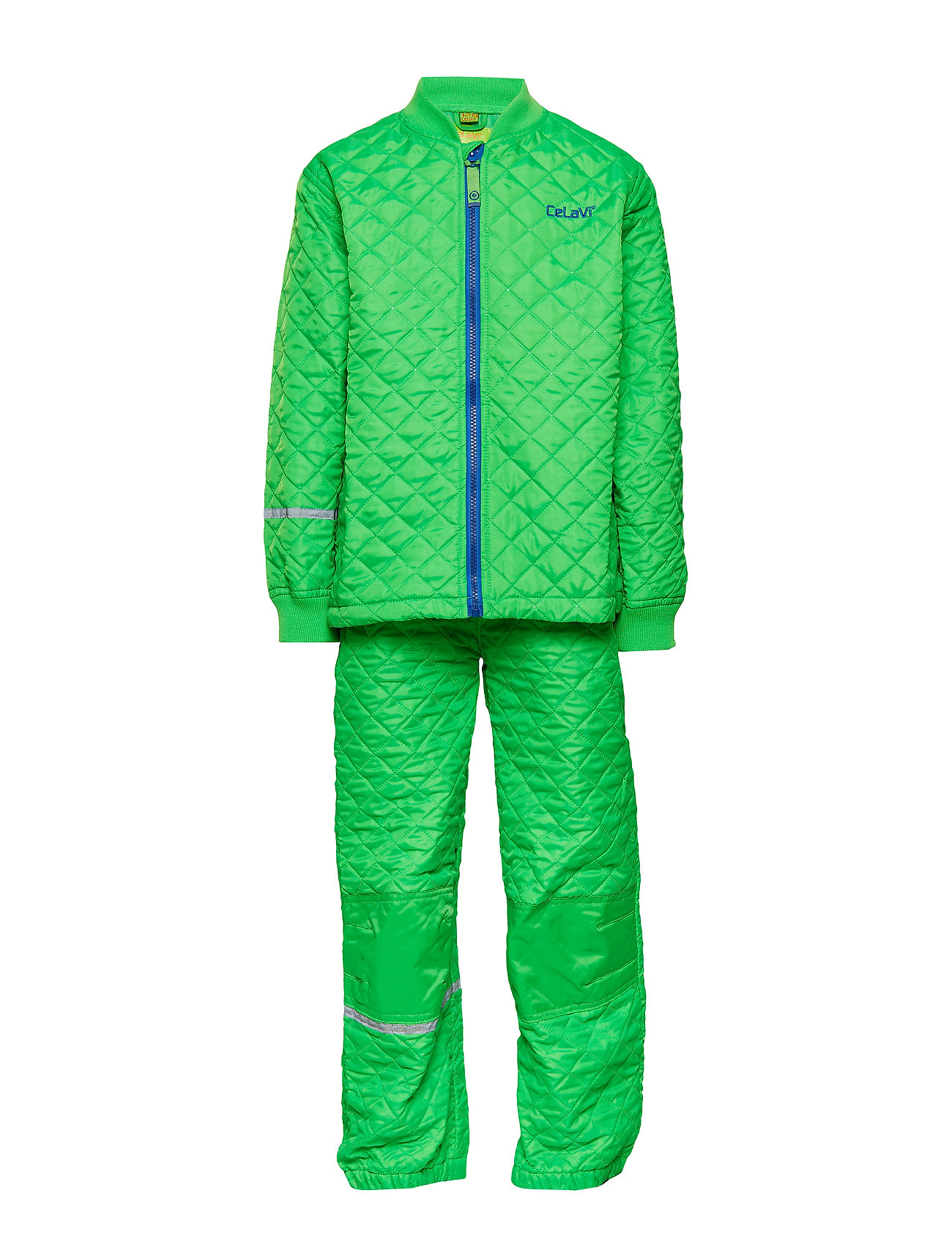 Image of Thermal Set -Solid Outerwear Thermo Outerwear Grøn CeLaVi (2382468365)