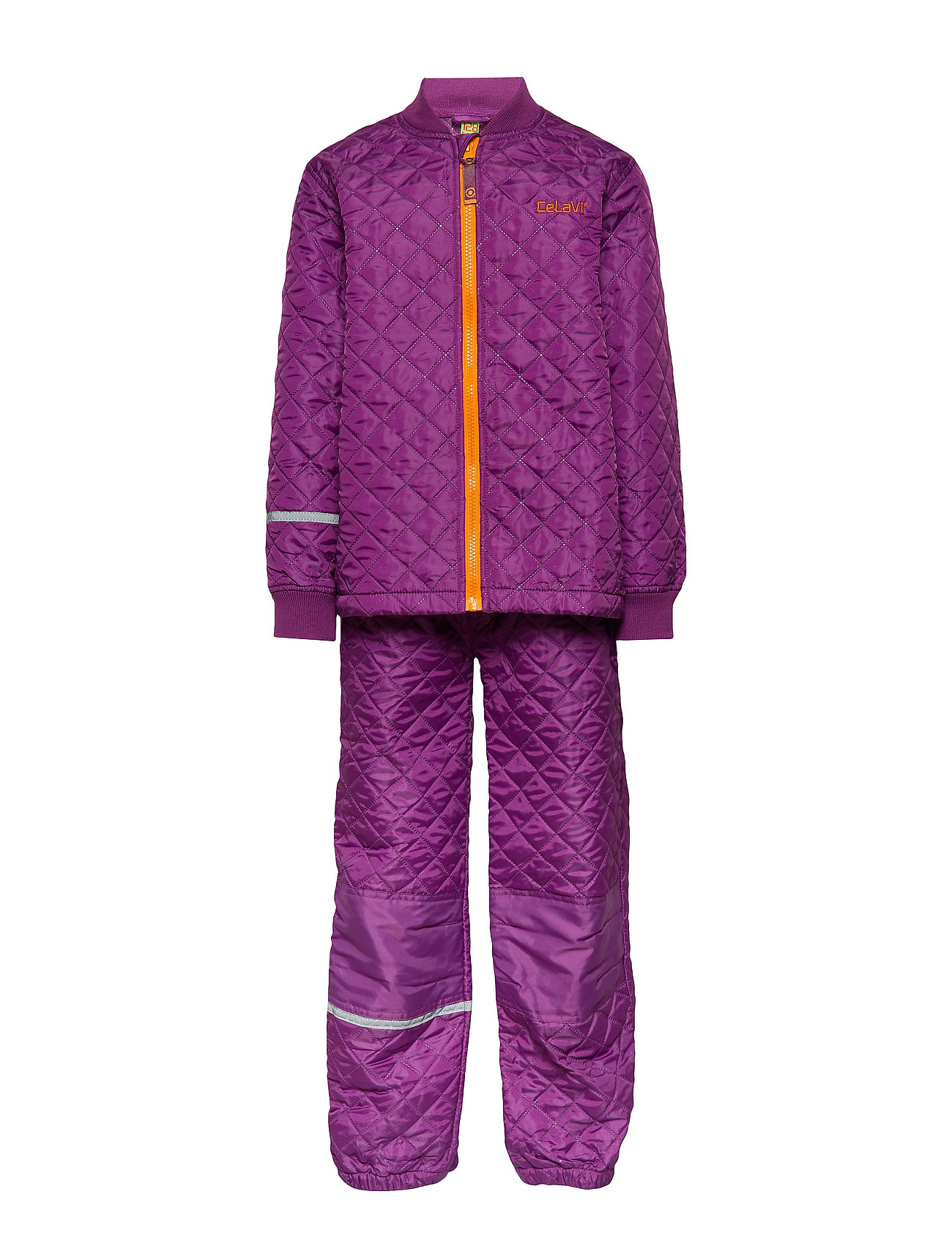 Image of Thermal Set -Solid Outerwear Thermo Outerwear Lilla CeLaVi (2382465185)