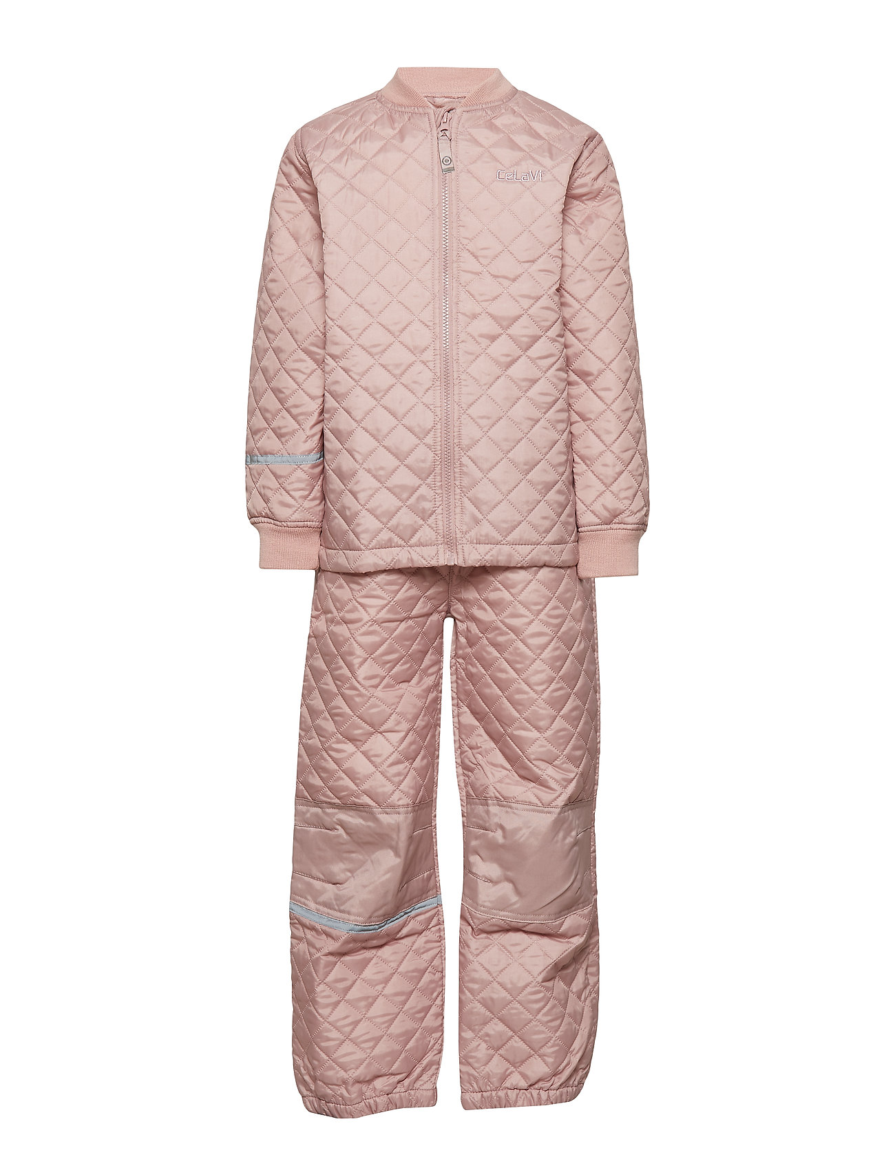 Image of Thermal Set -Solid Outerwear Thermo Outerwear Lyserød CeLaVi (2834562863)