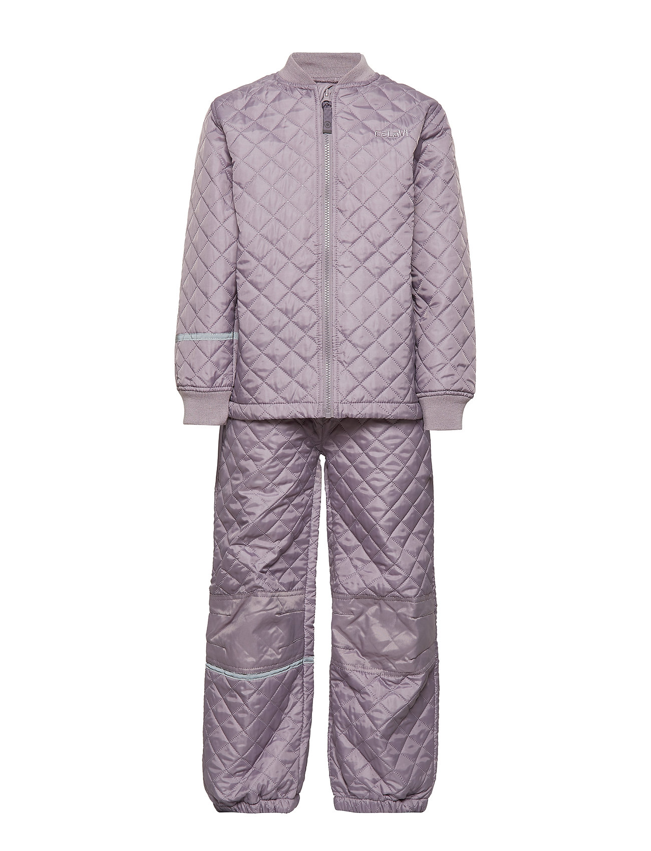 Image of Thermal Set -Solid Outerwear Thermo Outerwear Lilla CeLaVi (2959689141)