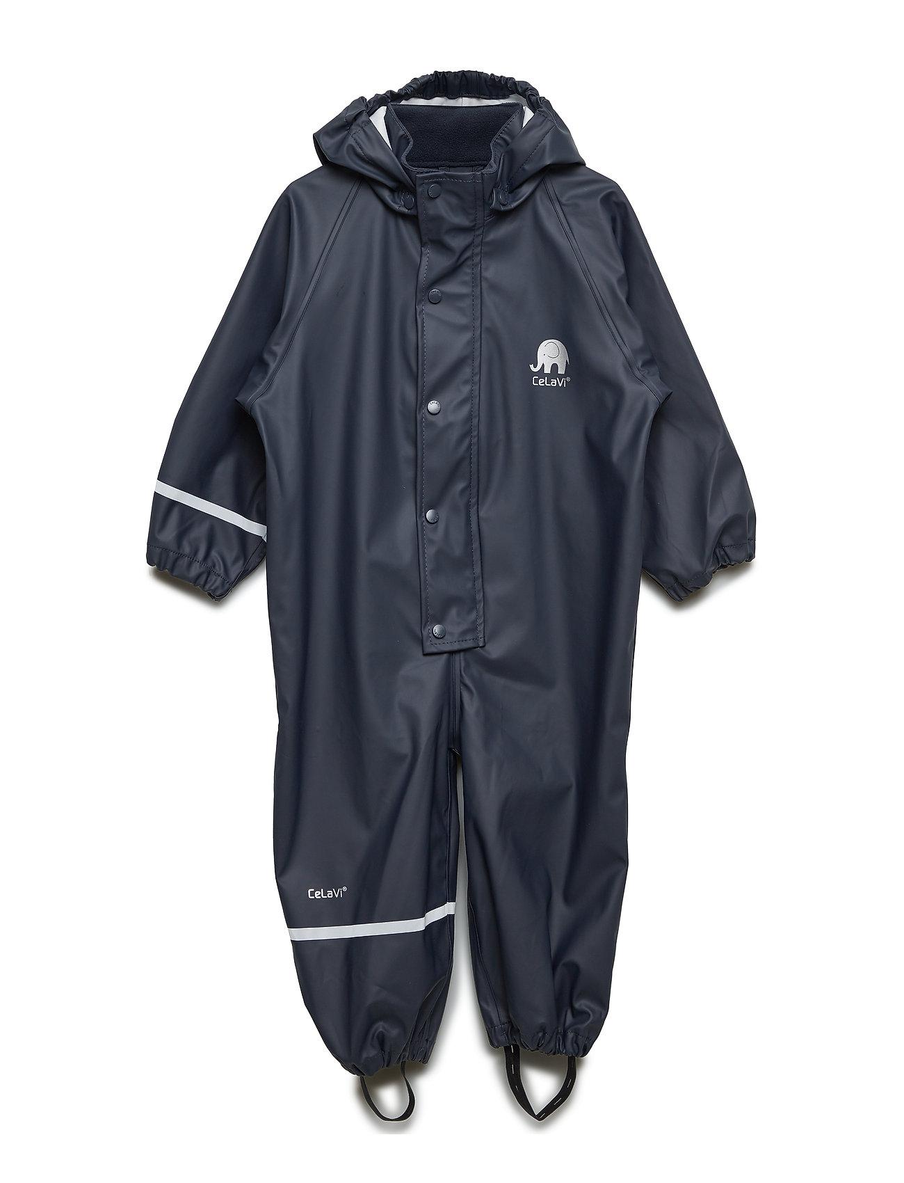 CeLaVi Rainwear suit -PU - DARK NAVY