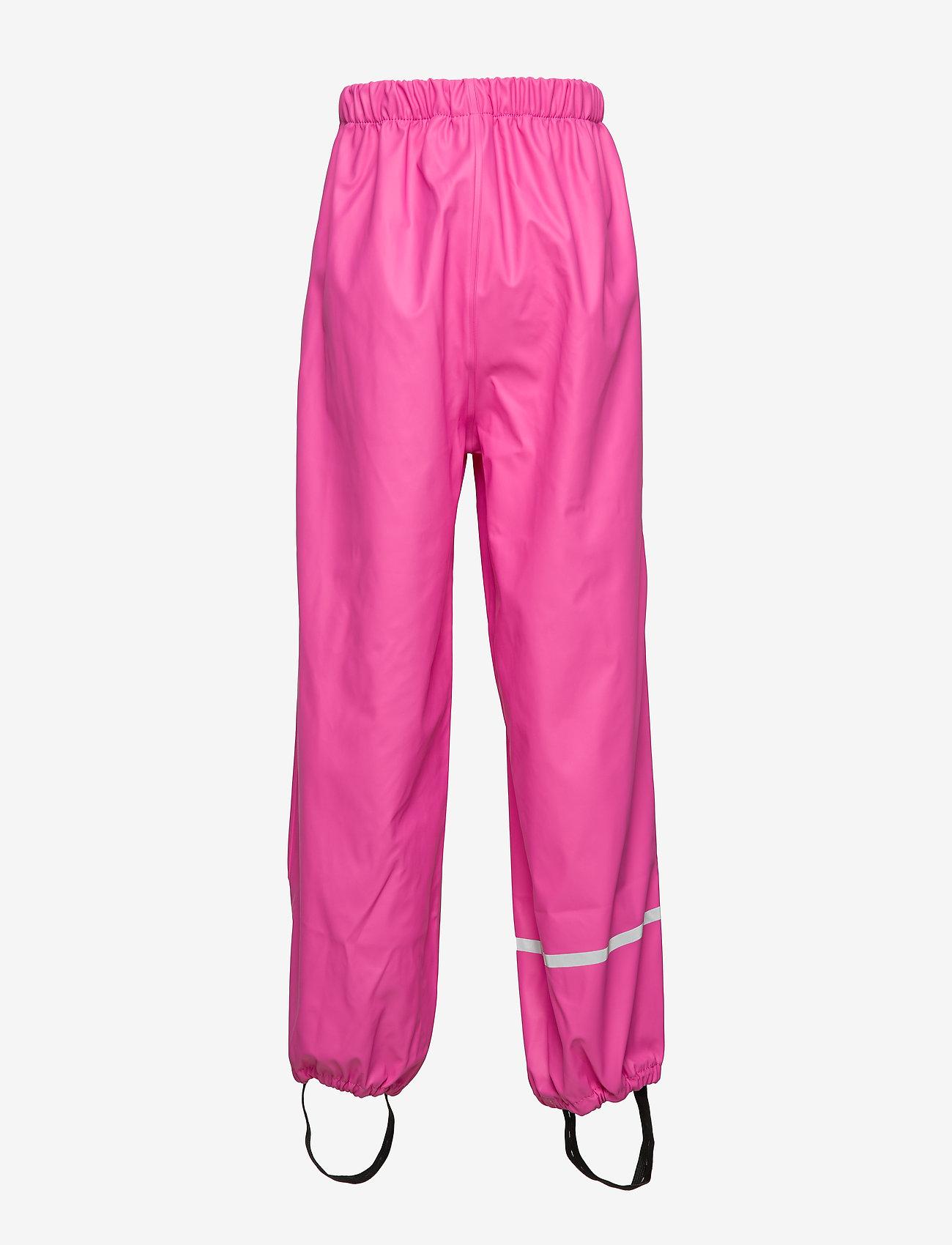 CeLaVi - Rainwear pants, solid - hosen - real pink