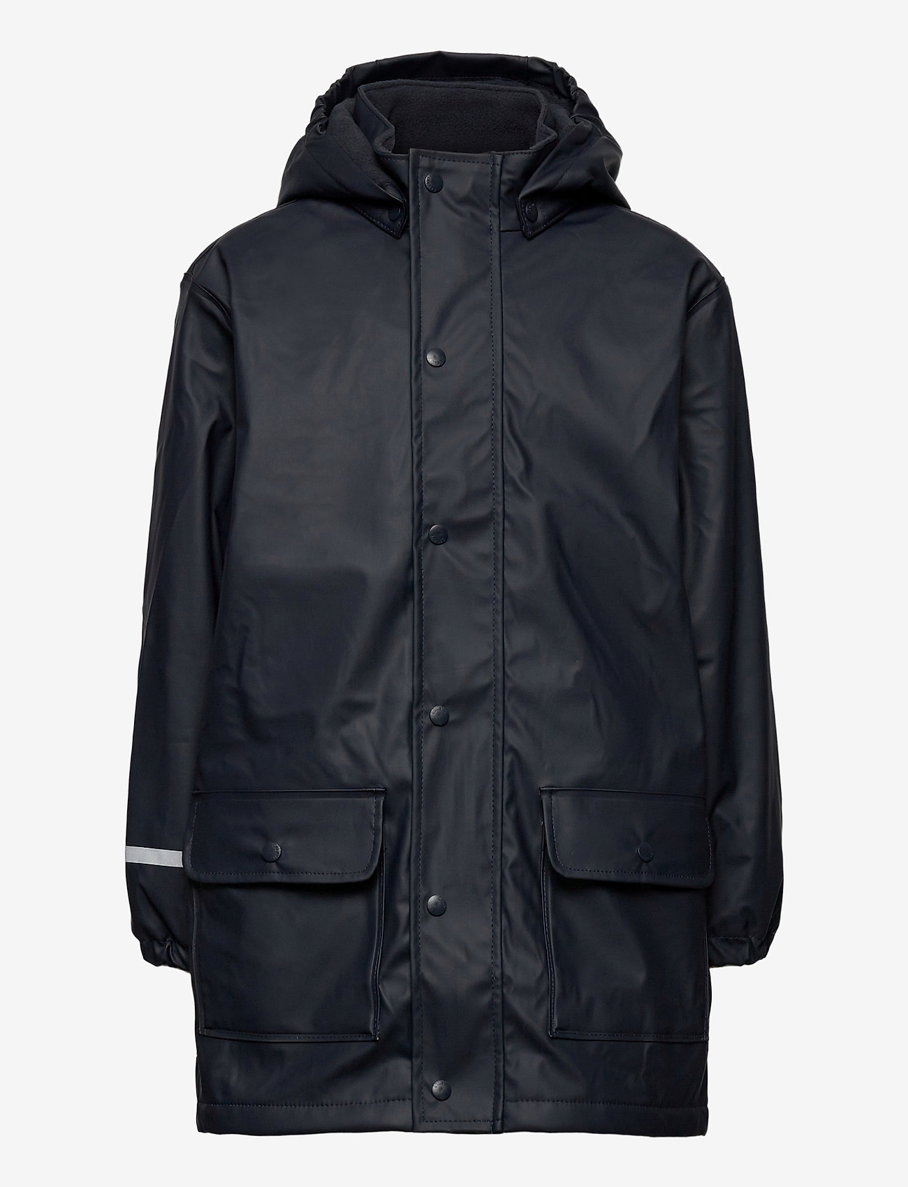 CeLaVi - Raincoat  - w. fleece - jassen - navy - 0