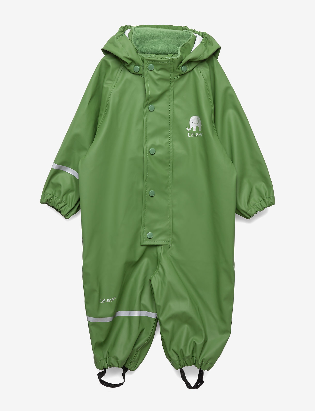 CeLaVi - Rainwear suit -PU - ensembles - elm green - 0
