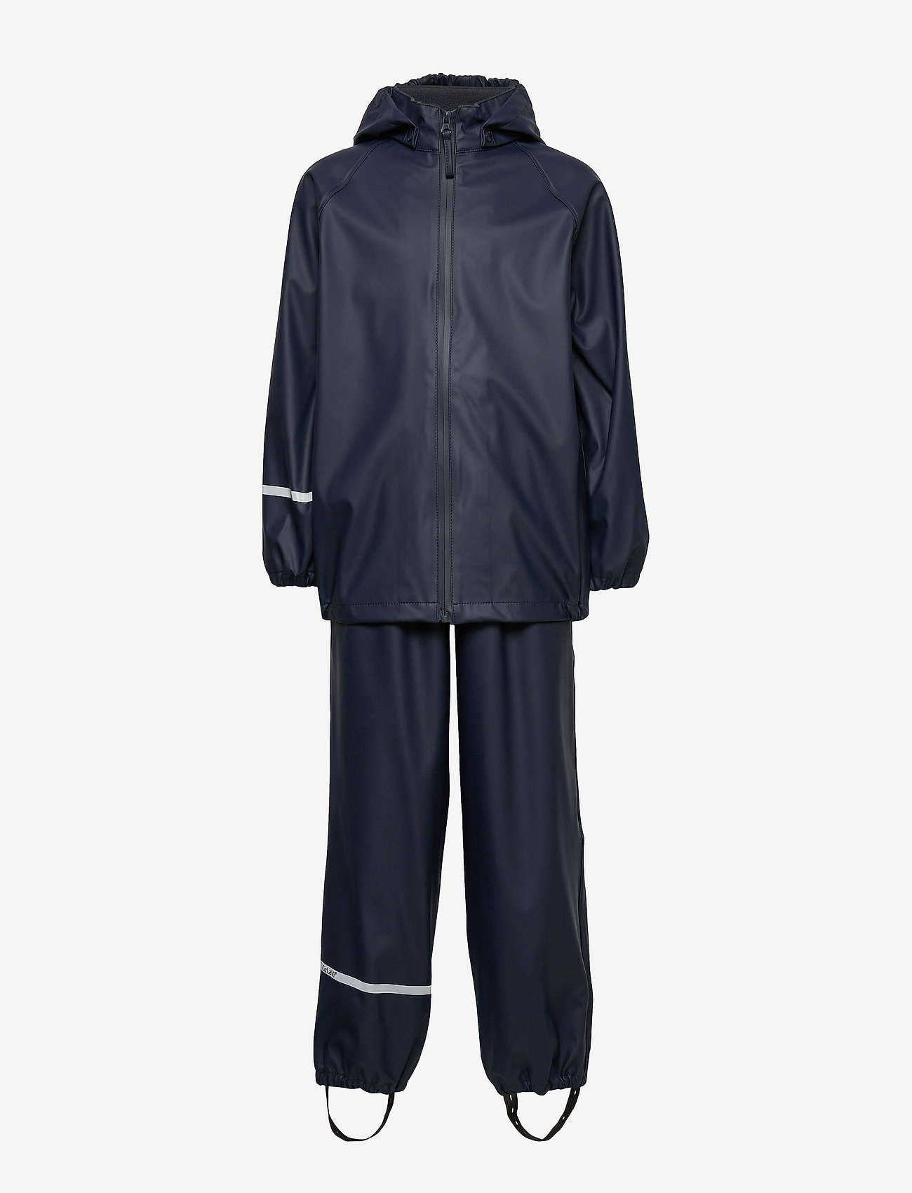 CeLaVi - Basic rainwear set -Recycle PU - ensembles - dark navy - 0