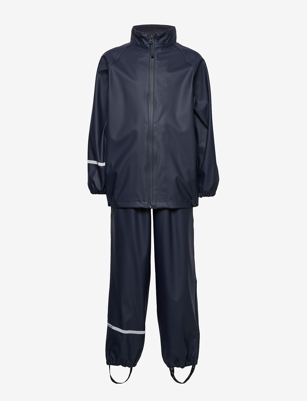 CeLaVi - Basic rainwear set -Recycle PU - ensembles - dark navy - 1