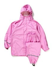 Basci rainwear set, solid
