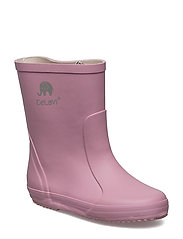 Basic wellies -solid - CYCLAMEN