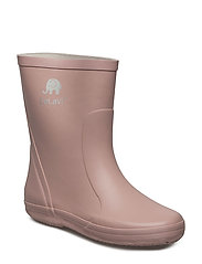 Basic wellies -solid - MISTY ROSE