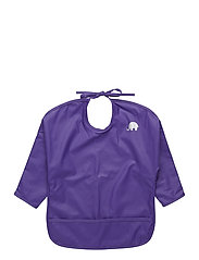 Basic PU-apron LS - Purple