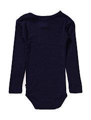 Body l/sl -coloured wool