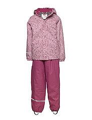 Rainwear set -PU w. termo - MALAGA