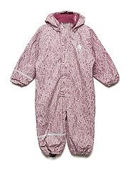 Rainwear suit -AOP w.termo - MALAGA