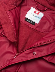 CeLaVi - Raincoat  - w. fleece - jassen - rio red - 2