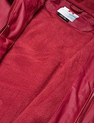 CeLaVi - Raincoat  - w. fleece - jassen - rio red - 5